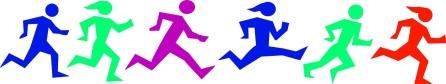 heartland-clipart-Runners-multi-colored